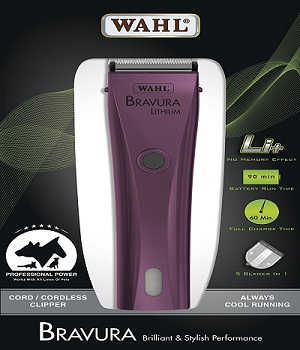 Wahl Bravura Lithium Dog Clipper