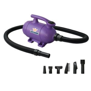 Xpower Hp Variable Speed Vacuum and Pet Dryer