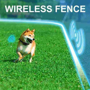 FunAce Wireless Pet Fence Containment System