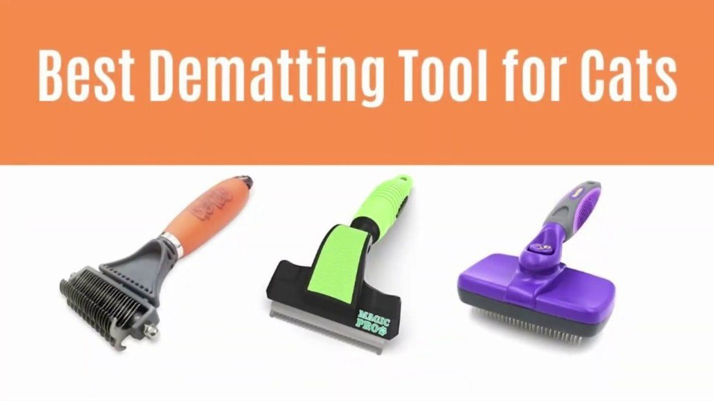 Best Dematting tools for cats review